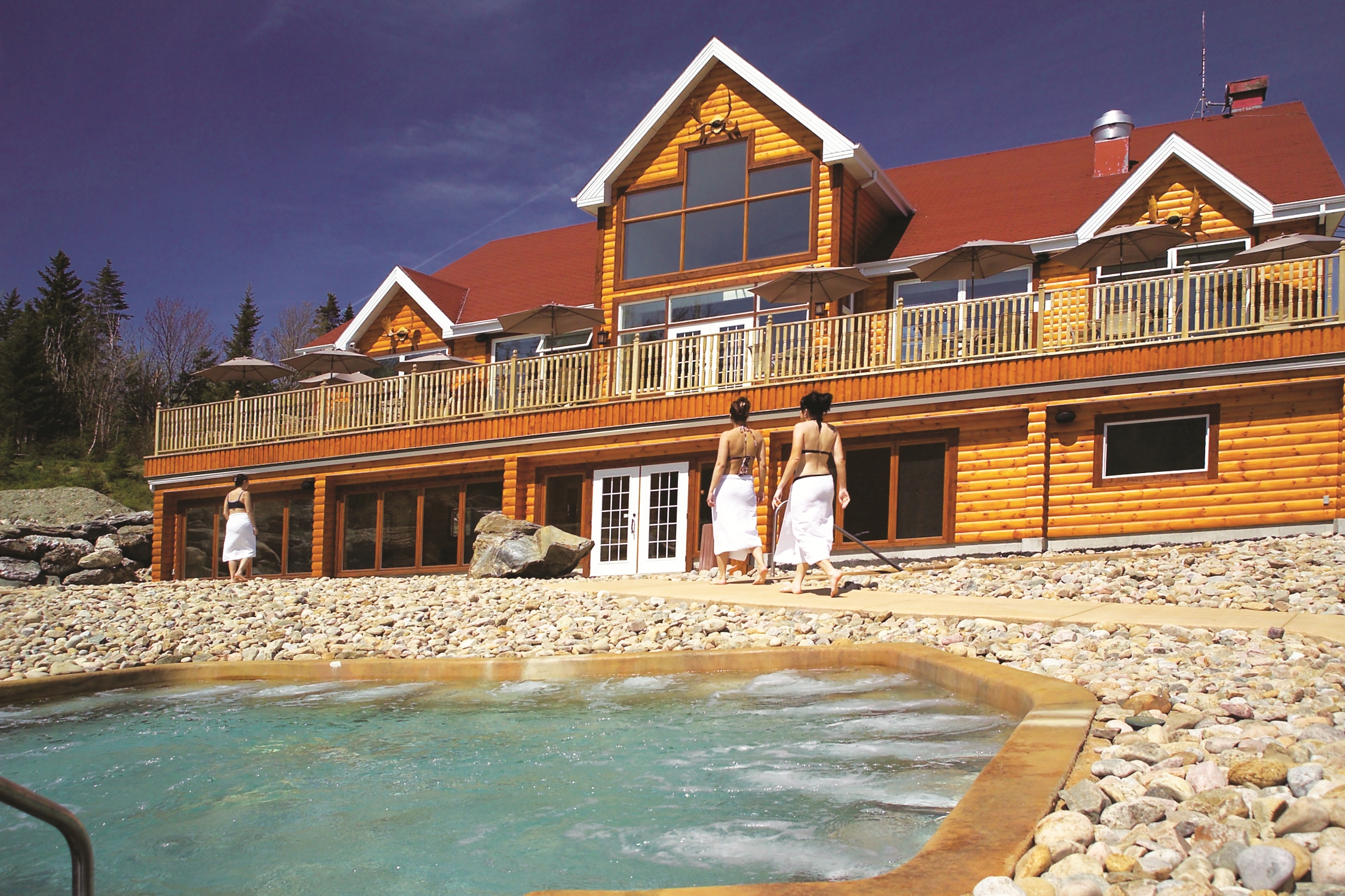 Appalaches Lodge Spa